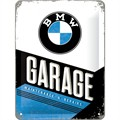 Plakat 15x20 BMW Garage